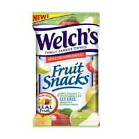 Welch's Fruit Snacks, 5oz bags, pack of 12