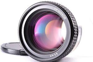 Exc5 Nikon AF Nikkor 85mm f/1.8 D Portrait Prime Lens from JAPAN Caps Auto SLR
