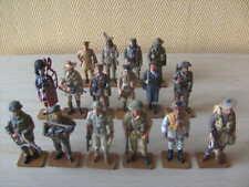 Soldats anglais - british army  .2st world war -soldiers  UK...Del Prado