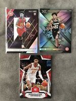 2019-20 Panini Chronicles XR Recon Rookies And Stars Cam Reddish Rookie RC Lot
