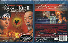 THE KARATE KID II (2) LA STORIA CONTINUA... - BLU-RAY  (NUOVO SIGILLATO)