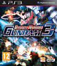 Dynasty Warriors Gundam 3 ~ PS3 *in Great Condition*
