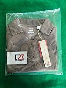 Cutter & Buck Women's Size XL Short Sleeve / Collared Shirt / jd760