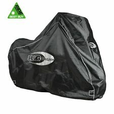 R&G Waterproof Motorcycle Motorbike Outdoor Cover (black) - Adventure