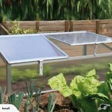 New Aluminium Single Door Mini Greenhouse