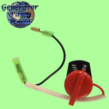 On Off Switch for Powermate Gas Compressor Water Pump Pressure Washer Splitter