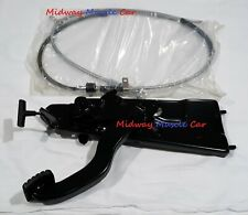 emergency parking brake pedal assy & cable 67-72 Chevy GMC Pickup C10 K10 Blazer