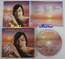 CD SUMMER COLLECTION 2 SHAKIRA BLUE SUBSONICA L'AURA TOMMY VEE NO lp (C14*)