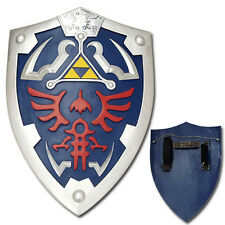 Link Triforce Zelda Video Game Collectable Shield- Fiberglass Adult Size