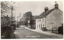 Aston Netherthorpe Nr Aston with Aughton Rotherham unused RP pc Frith