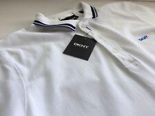 Dkny DONNA KARAN NEW YORK Camisa Polo para Hombres XS BNWT