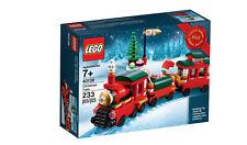 LEGO® Exklusiv 40138 Weihnachtszug *NEU & OVP*  passt zu 10249, 40139, 10245