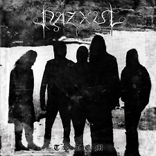 NAZXUL - TOTEM CD Reissue Classic 90s Australian Black Metal Death Brutal NEW