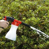Snow Foam Sprayer Car Wash Spray Tool Lance Uses Hose Pipe Sprayer 900ml GO9