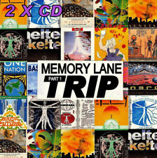 RAVE ACID HOUSE 2 DISC CD SET OLD SKOOL MEMORY LANE TRIP PART 1