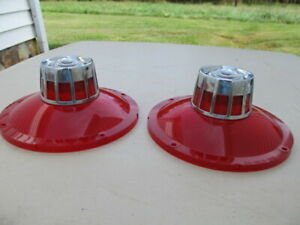 1963 FORD GALAXIE TAIL LIGHT LENS WITH BACK-UP LENS