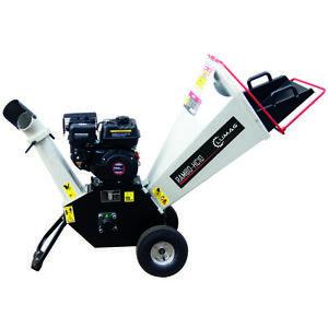 LUMAG Benzin Häcksler RAMBO HC10 Gartenhäcksler Trommelhäcksler Schredder