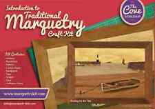 Waiting For The Tide Marquetry Kit: By The Cove Workshop