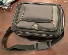 Wenger SwissGear The Insight 15.6'' Laptop Case - Black/Gray