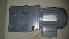 Lenze AC Motor w/ Gearbox, 7KC4S-7-204H