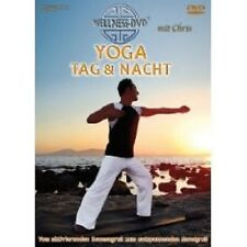 YOGA TAG & NACHT DVD FITNESS NEU