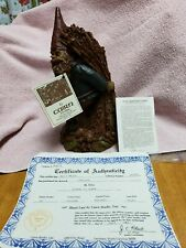 Vintage 1984 Tom Clark's Ernest Gnome w/Certificate of Authenticity
