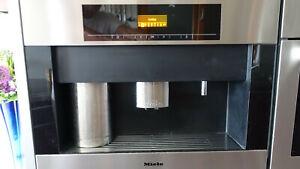 Miele Kaffeevollautomat einbau cva5060; regelmäßige Wartung