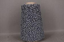 4/17NM fingering wt wool yarn, 200g cone  910 yds, polymorphous