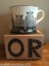 NEW Moorland Pottery Herdwick Sheep mug - Gift Boxed - made in England quality