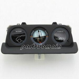 NEW Altimeter Inclinometer  Central Display For Mitsubishi Pajero Montero Shogun