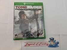 Tomb Raider: Definitive Edition - Xbox One * New Sealed *