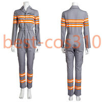 Halloween 2016 Ghostbusters Costume Cosplay Leg Hose Flight Jumpsuit Unisex New