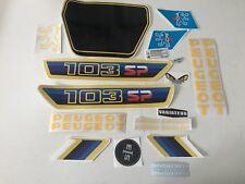kit autocollant peugeot 103 VOGUE l/'évolution REF:MOB044