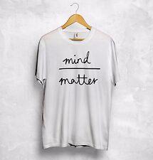 Mente Sobre Matter Camiseta Yoga Yin Yang Buda Hamsa Mano Mandala Cosmos Love