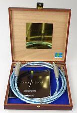 Supra Cables Sword ISL-XLR Stereo XLR NF Kabel 2x 1,00 Meter Stereopaar