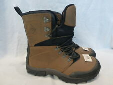 Muck Boot Pek Essential Brown Suede Hiking Trail Snow Winter Mens Boots 11M $290