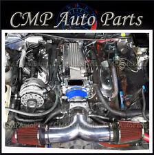 BLUE.RED 1994-1996  CHEVROLET IMPALA SS CAPRICE 4.3L 5.7L V8 DUAL AIR INTAKE KIT