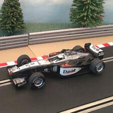 Scalextric 1:32 Car - F1 Mercedes Benz McLaren MP4-16 David #W