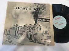 Ghost Train Steam Record Mobile Fidelity MFSL audiophile Vinyl Original