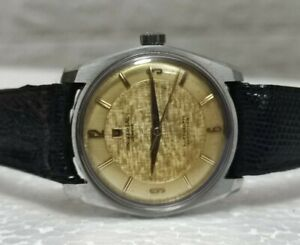 UNIVERSAL GENEVE MICROTOR  AUTOMATIC SWISS VINTAGE Cal.265 TOP CONDITION!!