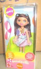 MATTEL SHELLY CLUB SWEETSVILLE DULCES VILLAS BECKY doll poupee famiglia Barbie