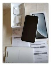 Apple iPhone XR - 128GB - Bianco Sbloccato Originale Italia Come Nuovo