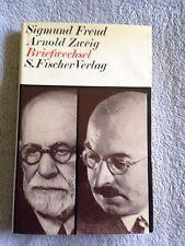 Sigmund Freud Arnold Zweig: Briefwechsel / S. Fischer Verlag - 1968 -German Book