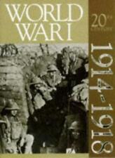 World War I 1914-1918 (History of the 20th century)-J.M. Winter