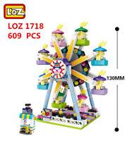 609 pcs MINI Blocks DIY Adult Kids Building Toys Playground Sky Sheel  LOZ 1718