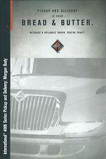 Truck Brochure - International - 4000 series Delivery Morgan Body - 2001 (T1833)