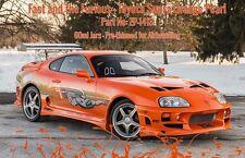Zero Paints Fast & Furious Toyota Supra Orange Pearl Paint , #ZP-1413