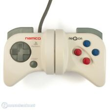 PS1 / Playstation 1 - Controller / Pad #weiß Negcon [Namco]
