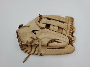 """Easton Baseball Glove EPG81WT 12.75"""" Steer Hide Professional Light Tan Left Hand"""