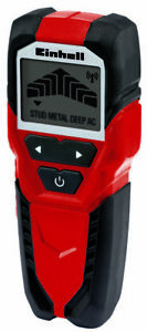 Einhell Digitales Ortungsgerät TC-MD 50 Metalle Holz Leitungen Detektor